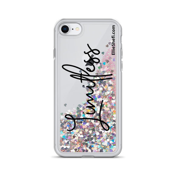 Liquid Glitter Phone Case - Limitless