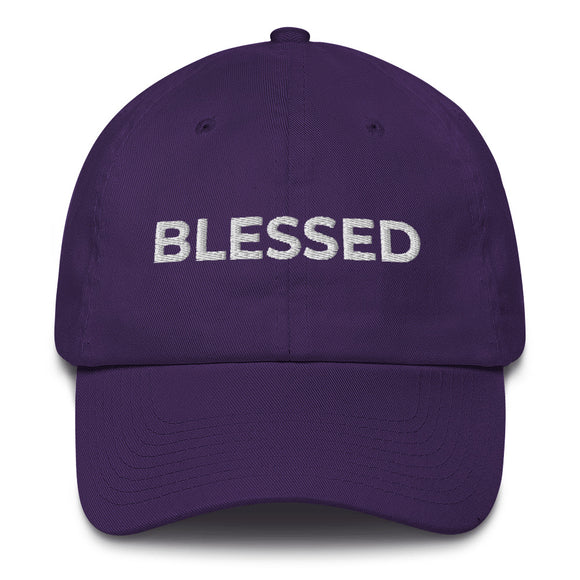 Cotton Cap - BLESSED