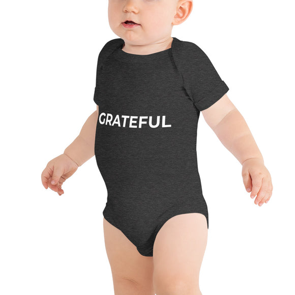 Cotton One Piece - GRATEFUL
