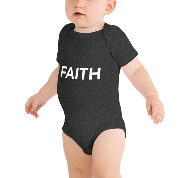 Cotton One Piece - FAITH