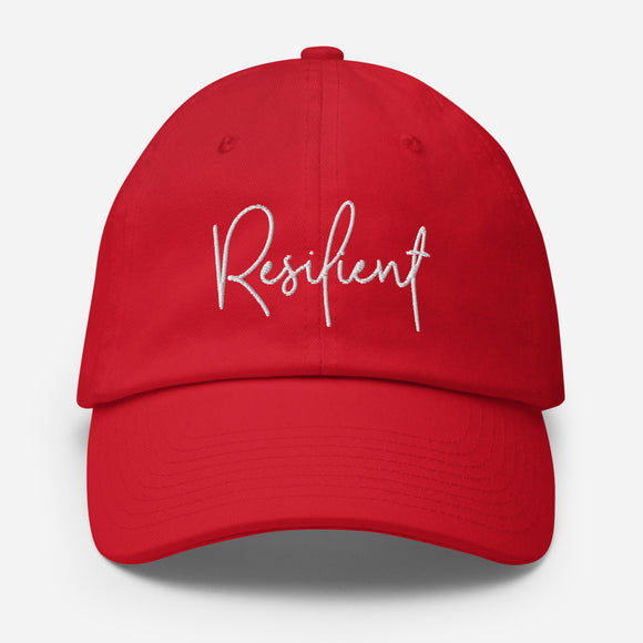 Cotton Cap - Resilient