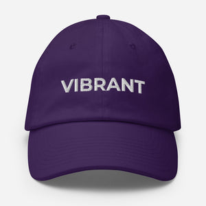 Cotton Cap - VIBRANT