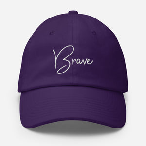 Cotton Cap - Brave