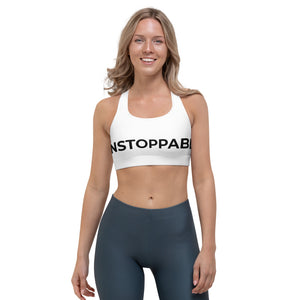 Sports Bra - UNSTOPPABLE