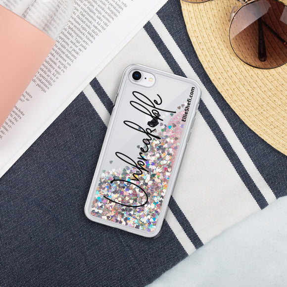 Liquid Glitter Phone Case - Unbreakable