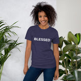 Short-Sleeve Unisex T-Shirt - BLESSED
