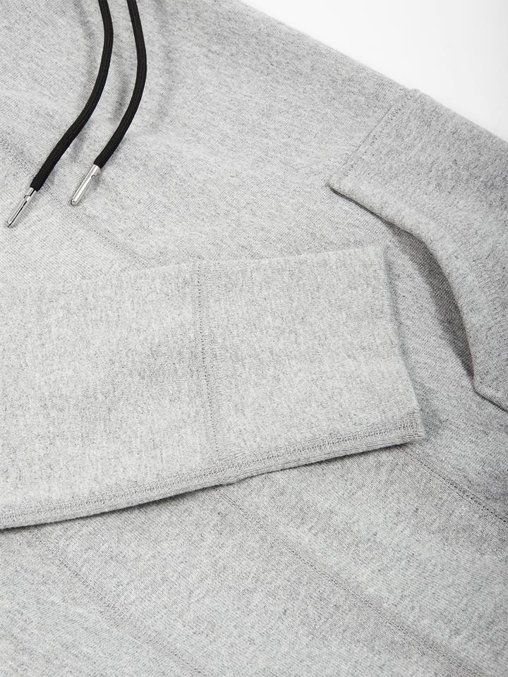 Hoodie in Heavyweight American cotton - 457 ANEW | Atelier IV V VII Inc.