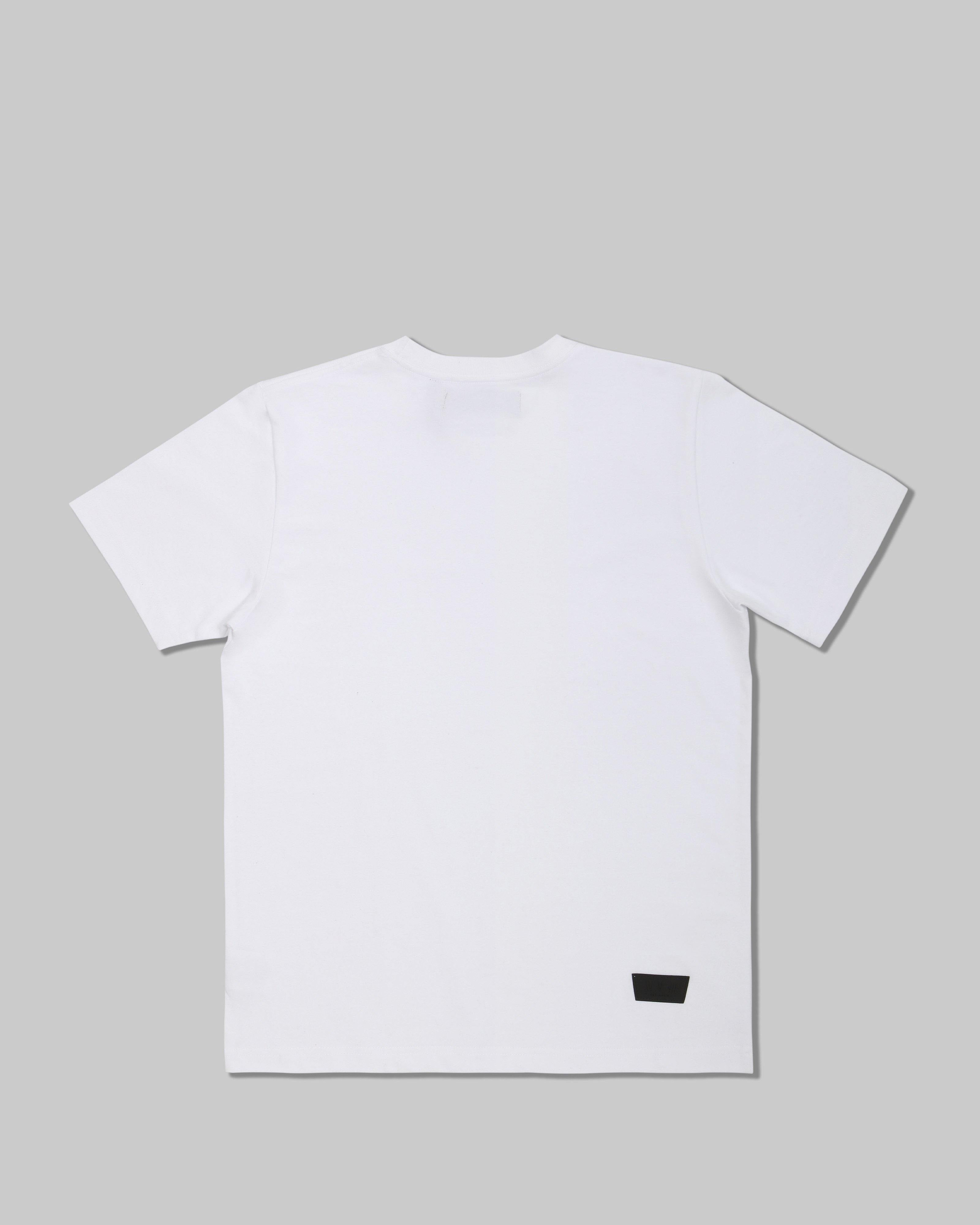 T-Shirt in Heavyweight American Cotton