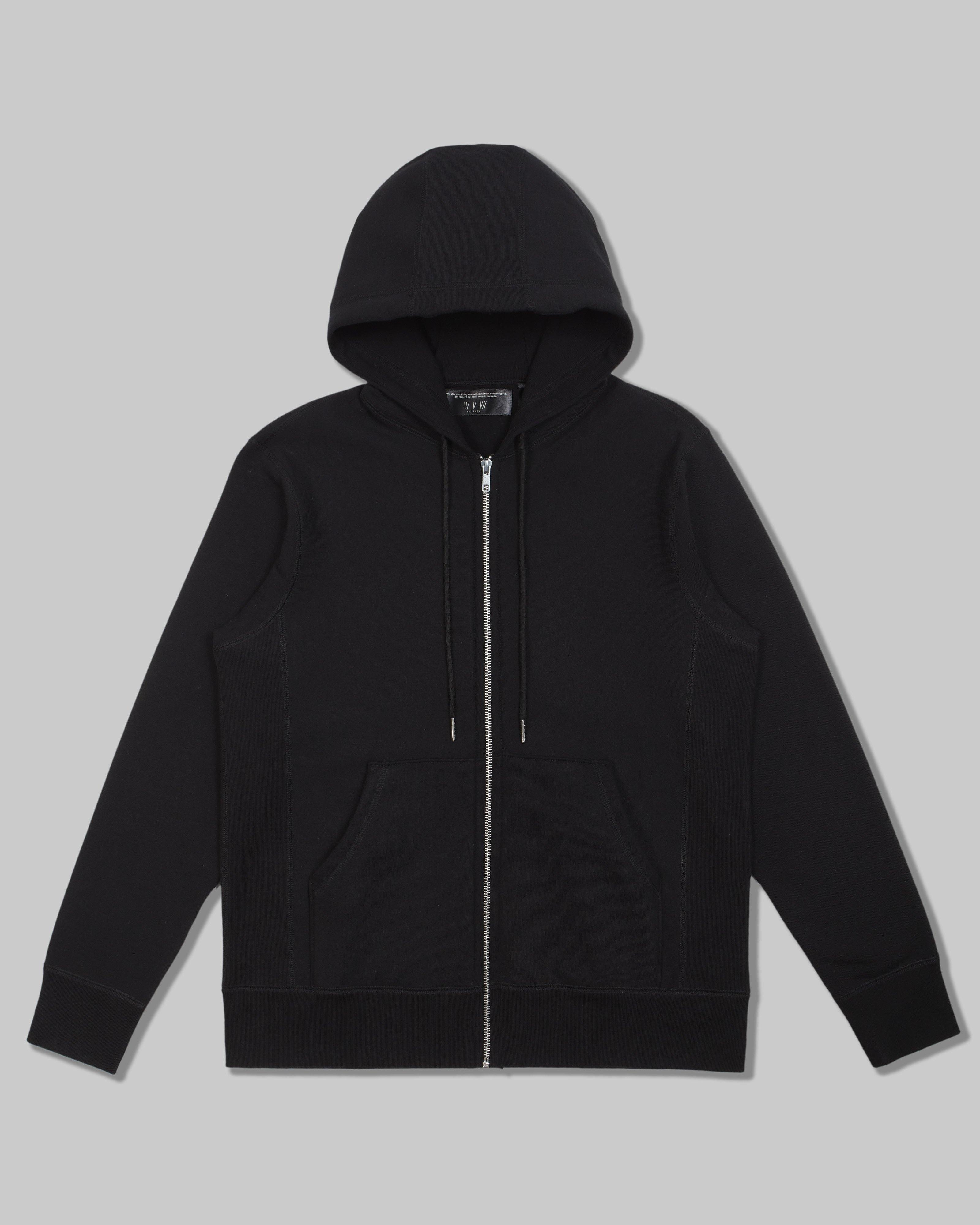 Zip Hoodie Heavyweight American Cotton
