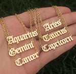 PRE ORDER Star Sign Chain