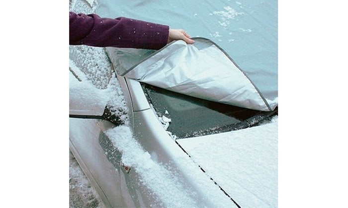 shopify-Magnetic Car Windshield Cover-1