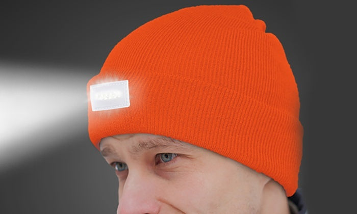 shopify-LED Headlamp Beanie for Men and Women-9