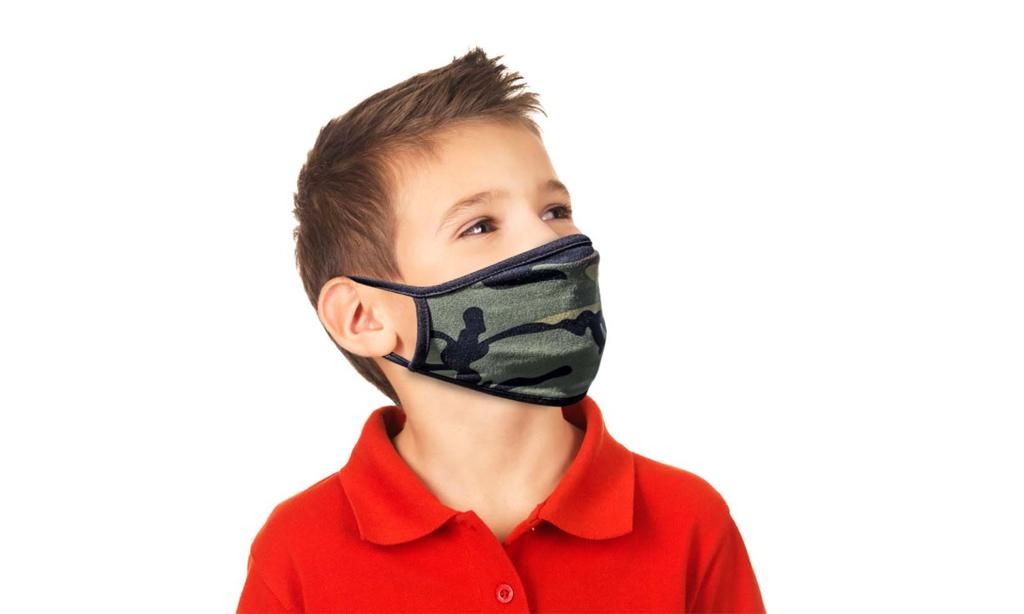 shopify-Kids Fabric Non-Medical Face Masks (6 Pack)- Multiple Styles-1
