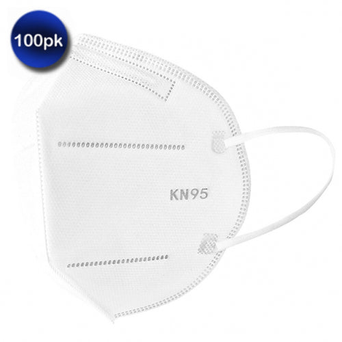 shopify-100 Pack: KN95 Protective Face Mask Protection-1