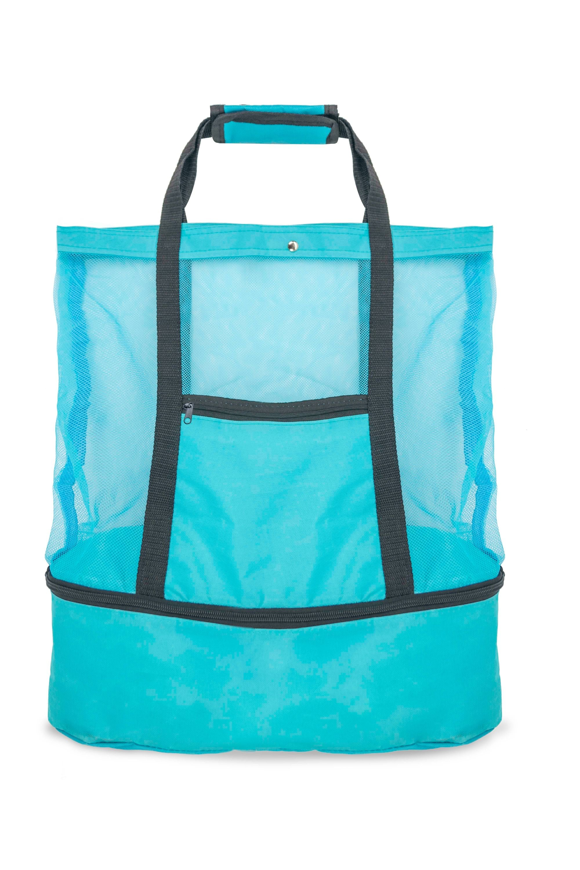 shopify-Insulated Cooler Picnic Beach Tote Bag-5