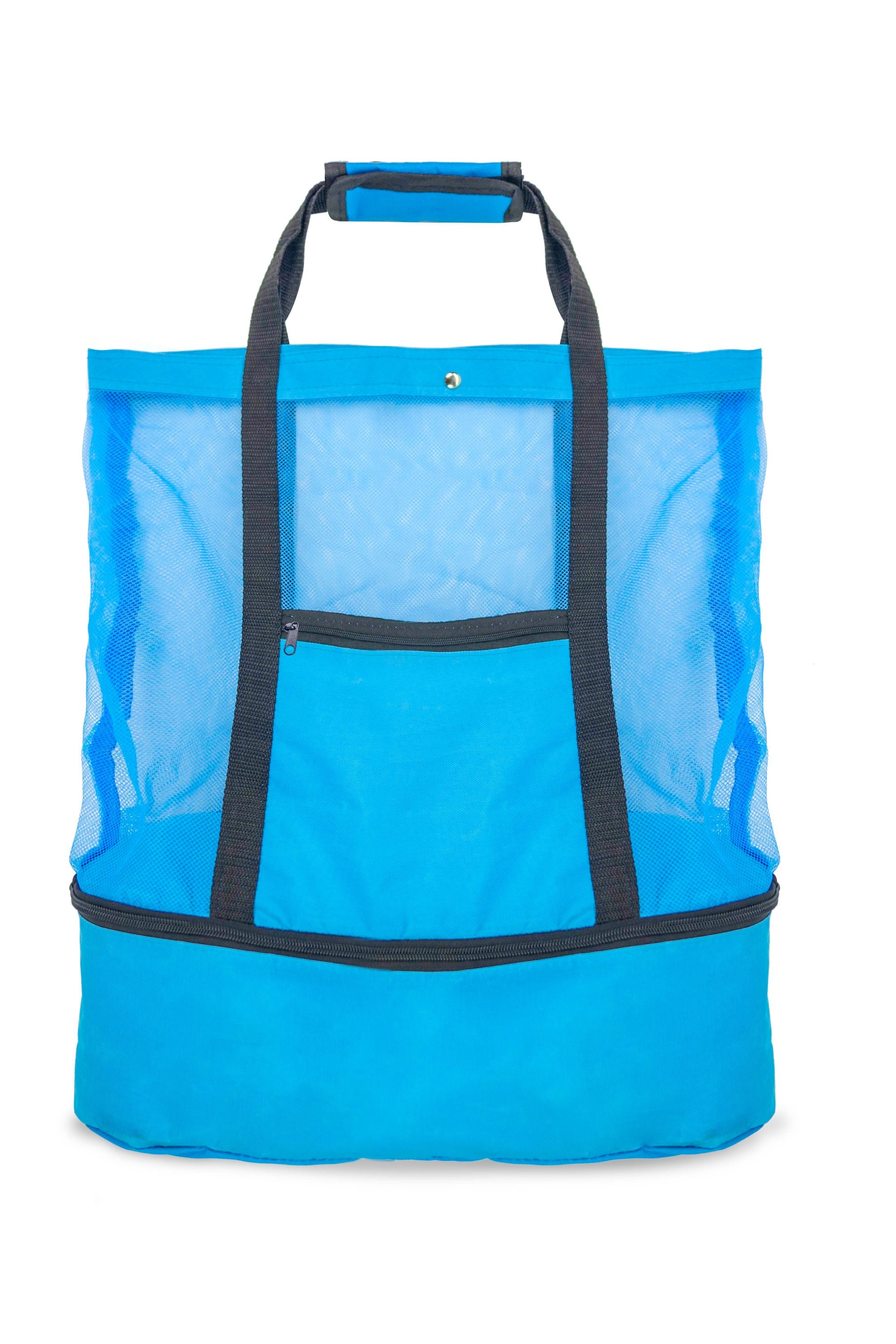 shopify-Insulated Cooler Picnic Beach Tote Bag-6