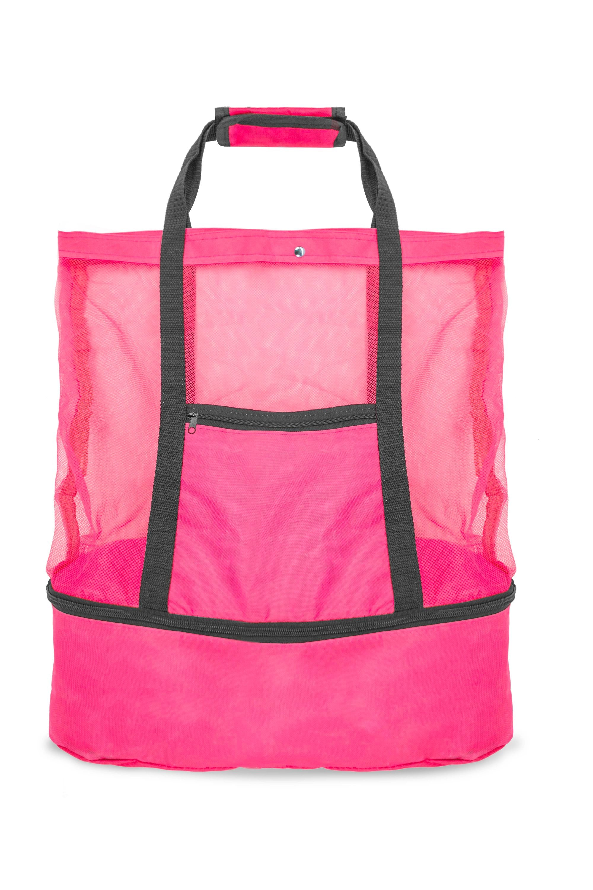 shopify-Insulated Cooler Picnic Beach Tote Bag-7