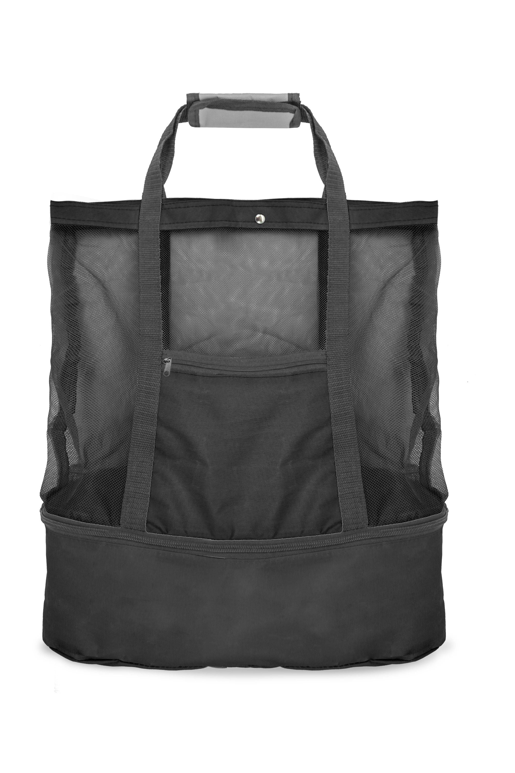 shopify-Insulated Cooler Picnic Beach Tote Bag-8