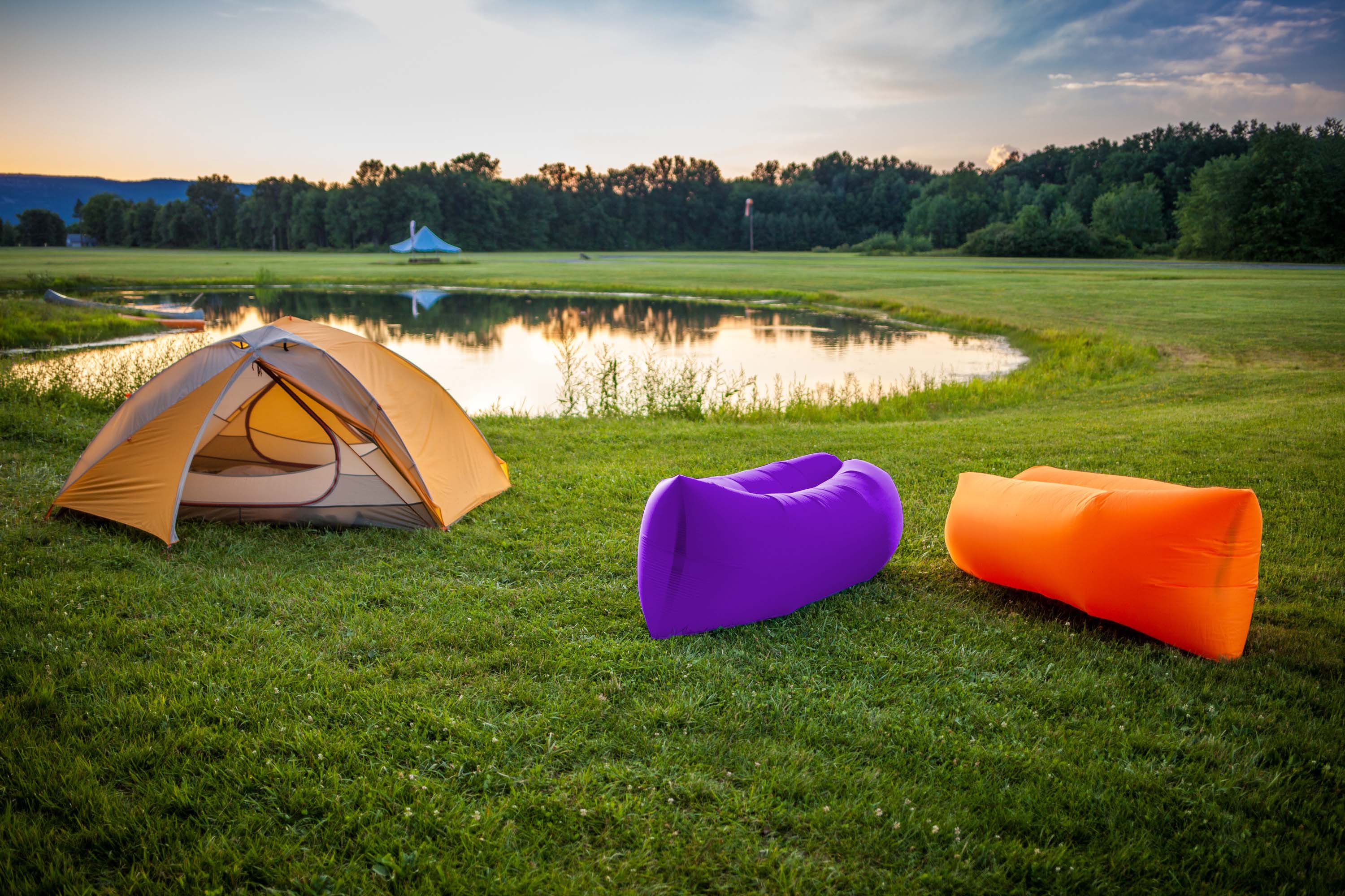 shopify-Outdoor Inflatable Lounger-  4 Colors-1