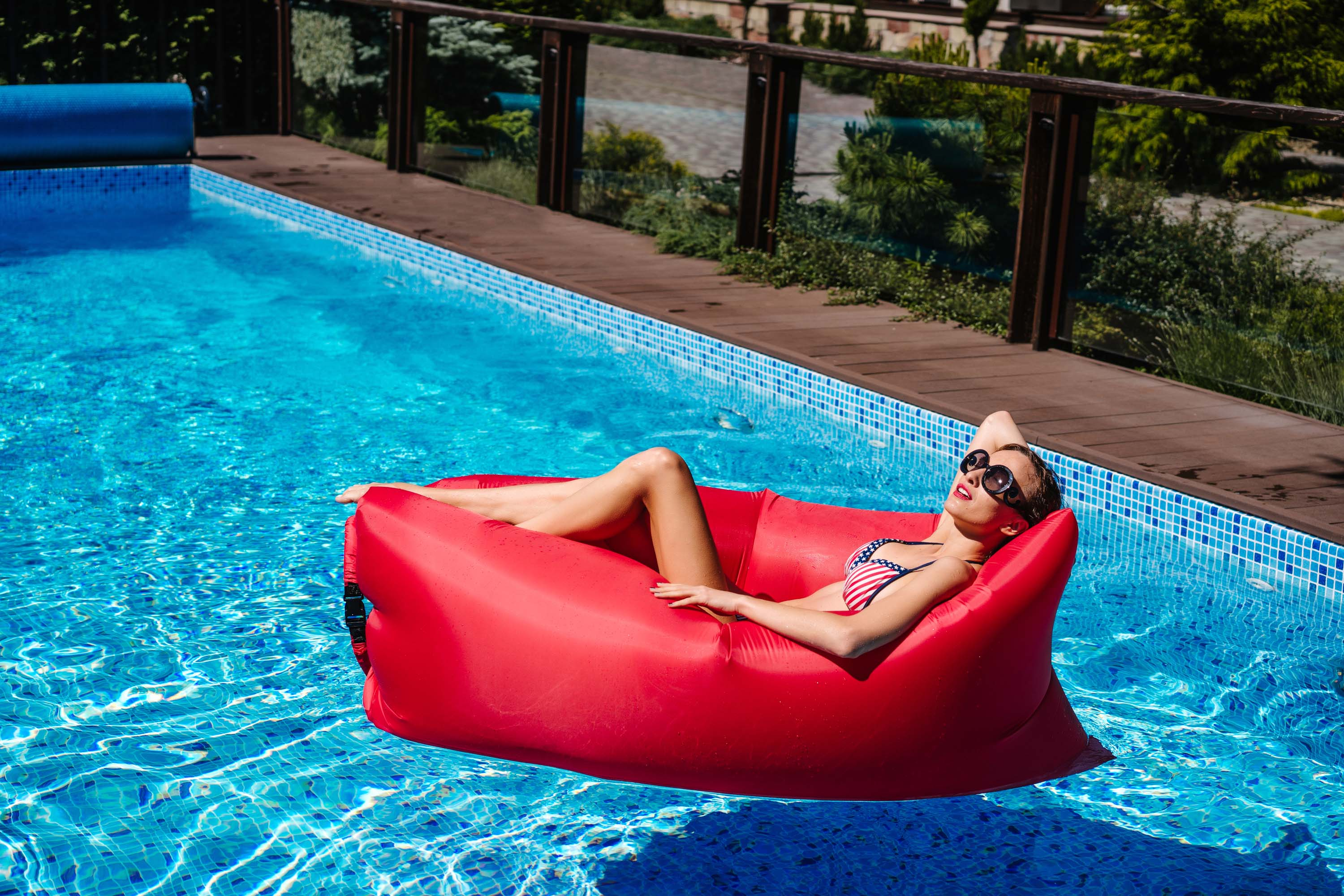 shopify-Outdoor Inflatable Lounger-  4 Colors-2