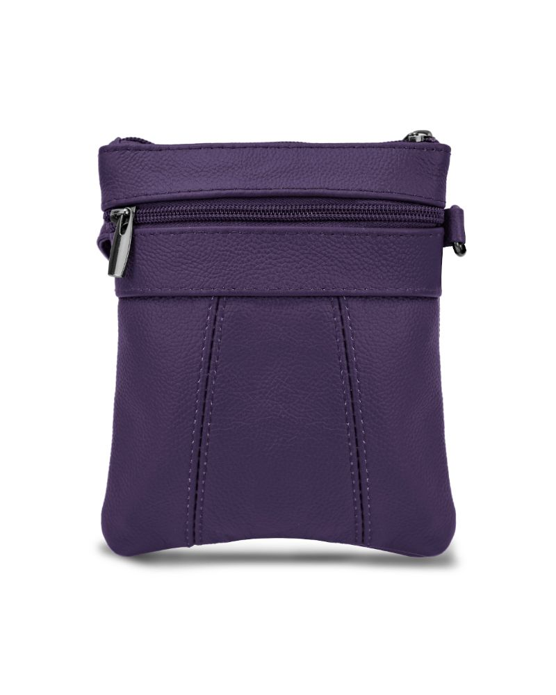 shopify-Mini Soft Leather Crossbody Wallet- 4 Colors-9