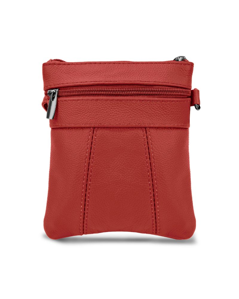shopify-Mini Soft Leather Crossbody Wallet- 4 Colors-15