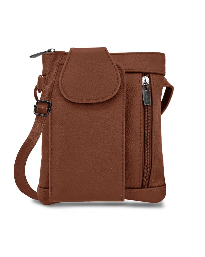 shopify-Mini Soft Leather Crossbody Wallet- 4 Colors-13