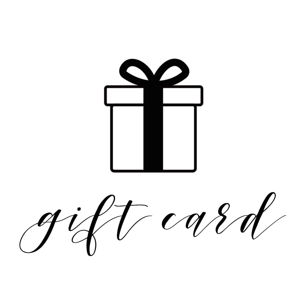 MD&CO. GIFT CARD