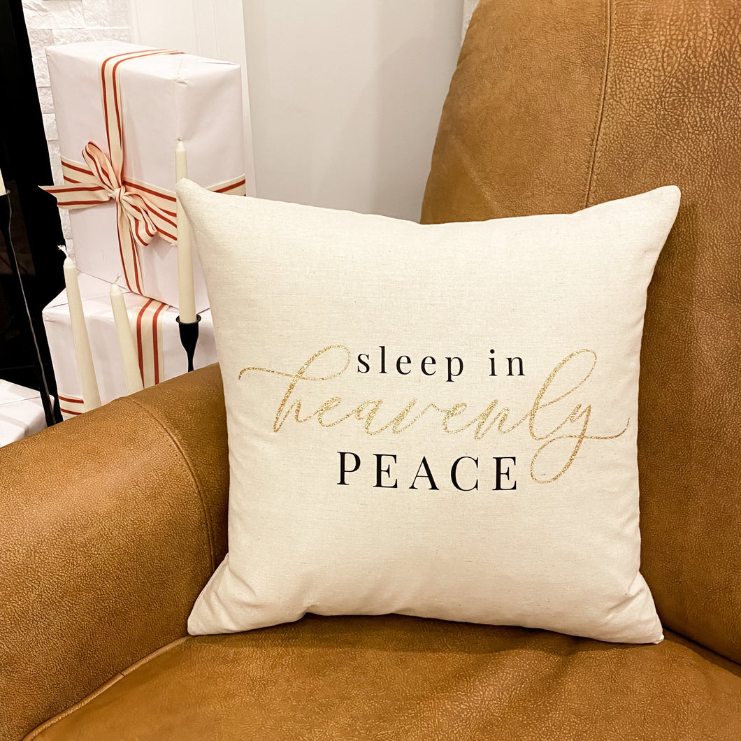 HEAVENLY PEACE PILLOW