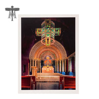Louis Comfort Tiffany Chapel Boxed Notecards