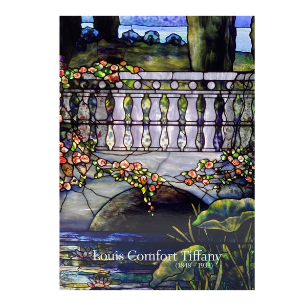 Louis Comfort Tiffany Notecard Folio