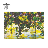 Louis Comfort Tiffany Tea Towels