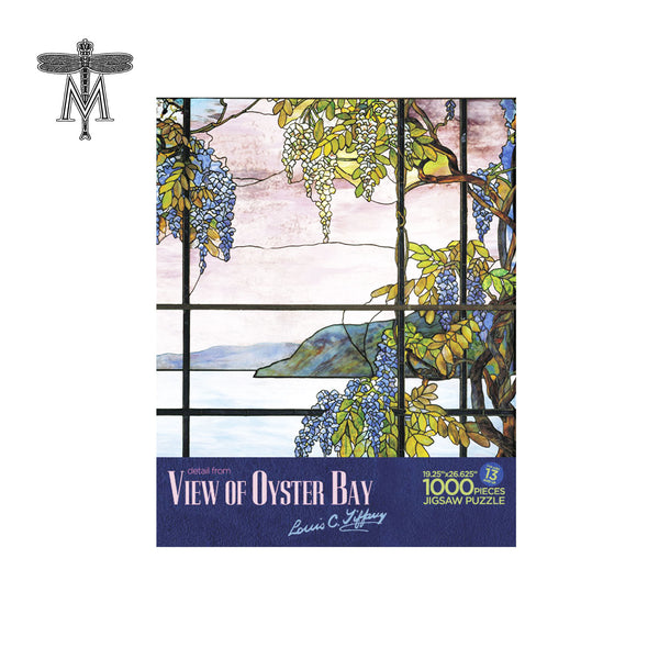 Louis Comfort Tiffany View of Oyster Bay Puzzle