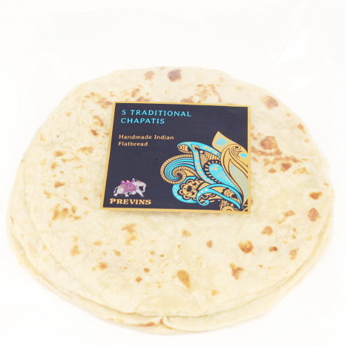 Previns traditional chapati
