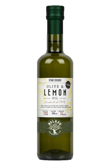 Belazu extra virgin lemon Infused olive oil