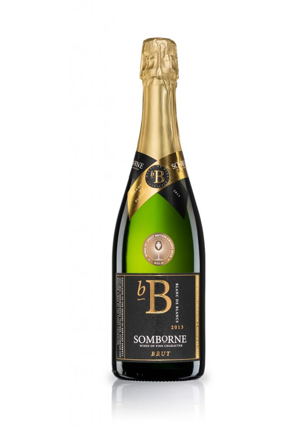 Somborne Valley blanc de blancs 2013