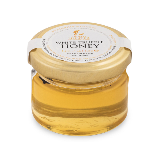 The Truffle Hunter white truffle honey