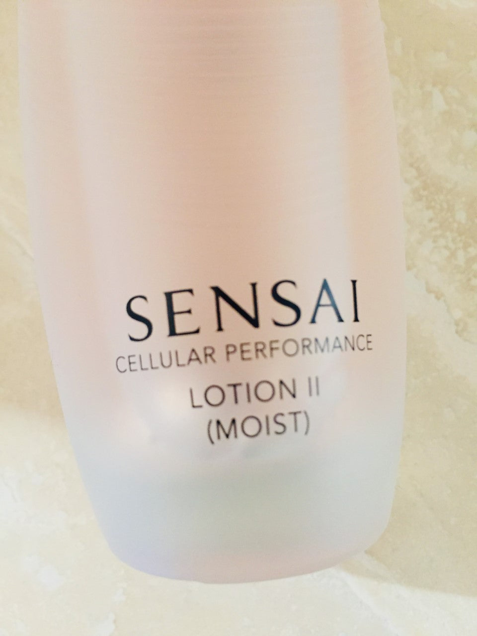 Sensai Cellular Performance Lotion Moist 125 ml