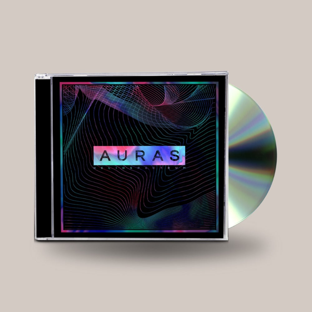 Auras - Heliospectrum - CD
