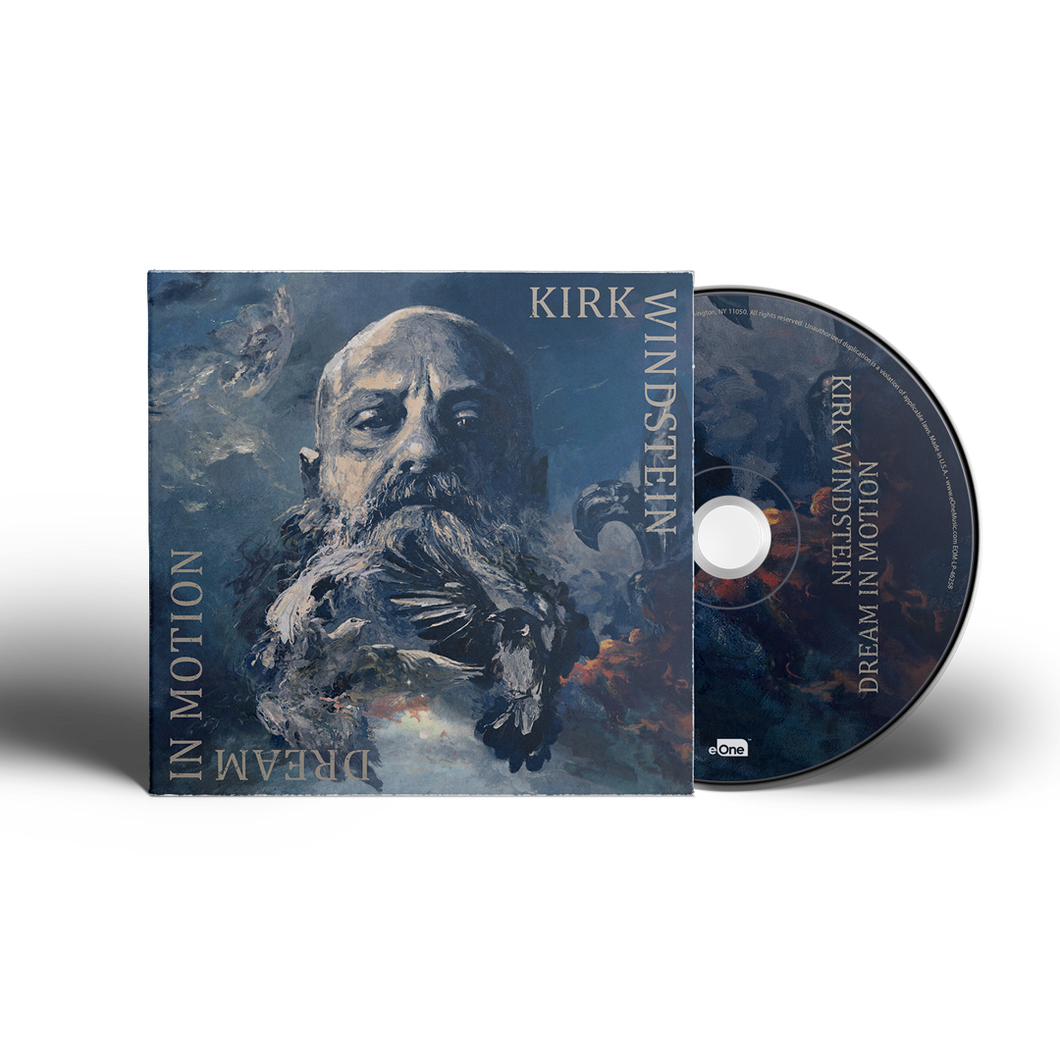 Kirk Windstein - Dream In Motion CD Digipak