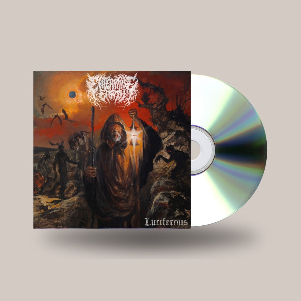 Enterprise Earth - Luciferous - CD