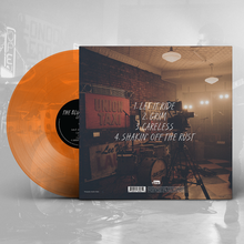 Load image into Gallery viewer, The Blue Stones - Live on Display EP - Vinyl - Translucent Orange Crush