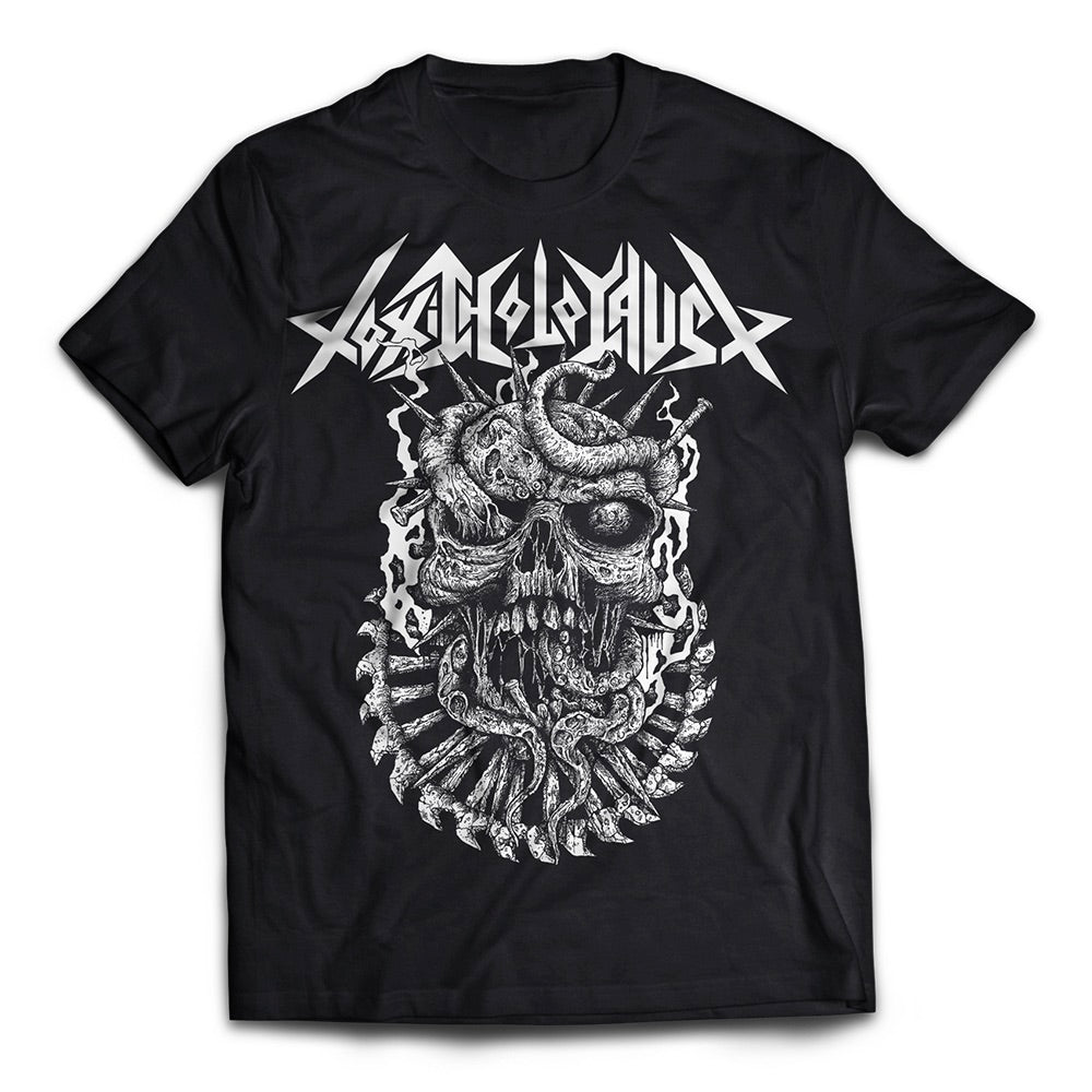 Toxic Holocaust - Black Skull T-Shirt