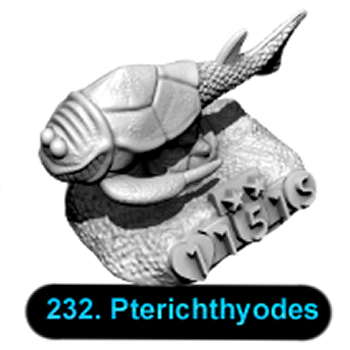 No.232 Pterichthyodes
