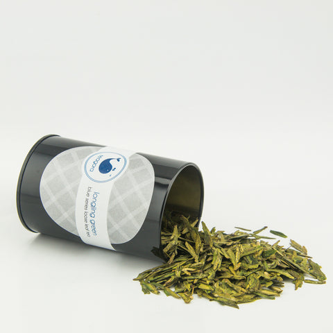 Longjing Green - Blue Series Loose Leaf Tea