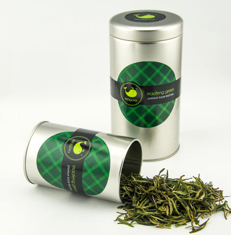 Maofeng Green - Premium Loose Leaf Tea