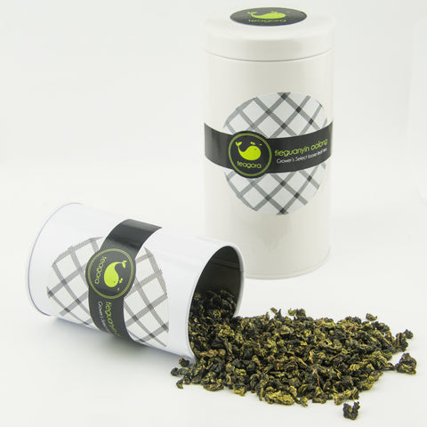 Tieguanyin Oolong - Grower's Select Loose Leaf Teas