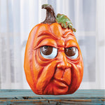 Expressive Pumpkins Fall Tabletop Decor-Tall