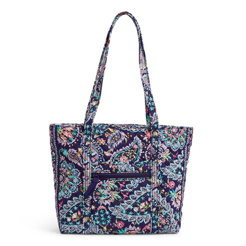 Small Vera Tote Bag in French Paisley