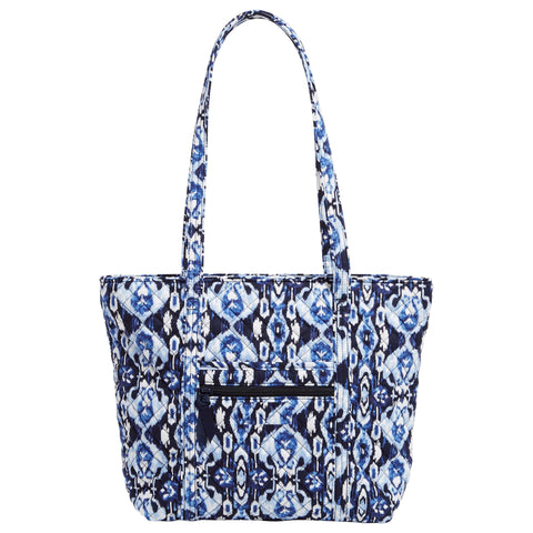 Small Vera Tote Bag in Ikat Island